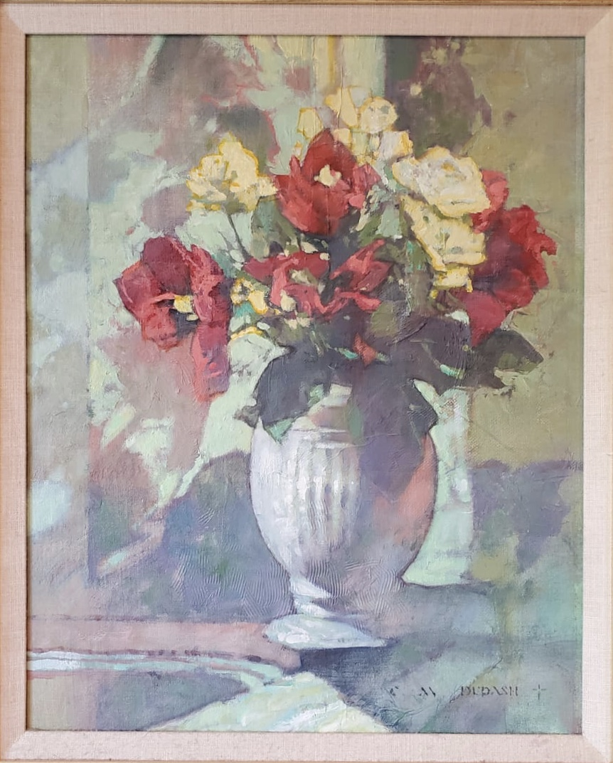 Still Life 10 artwork by C Michael Dudach - art listed for sale on Artplode