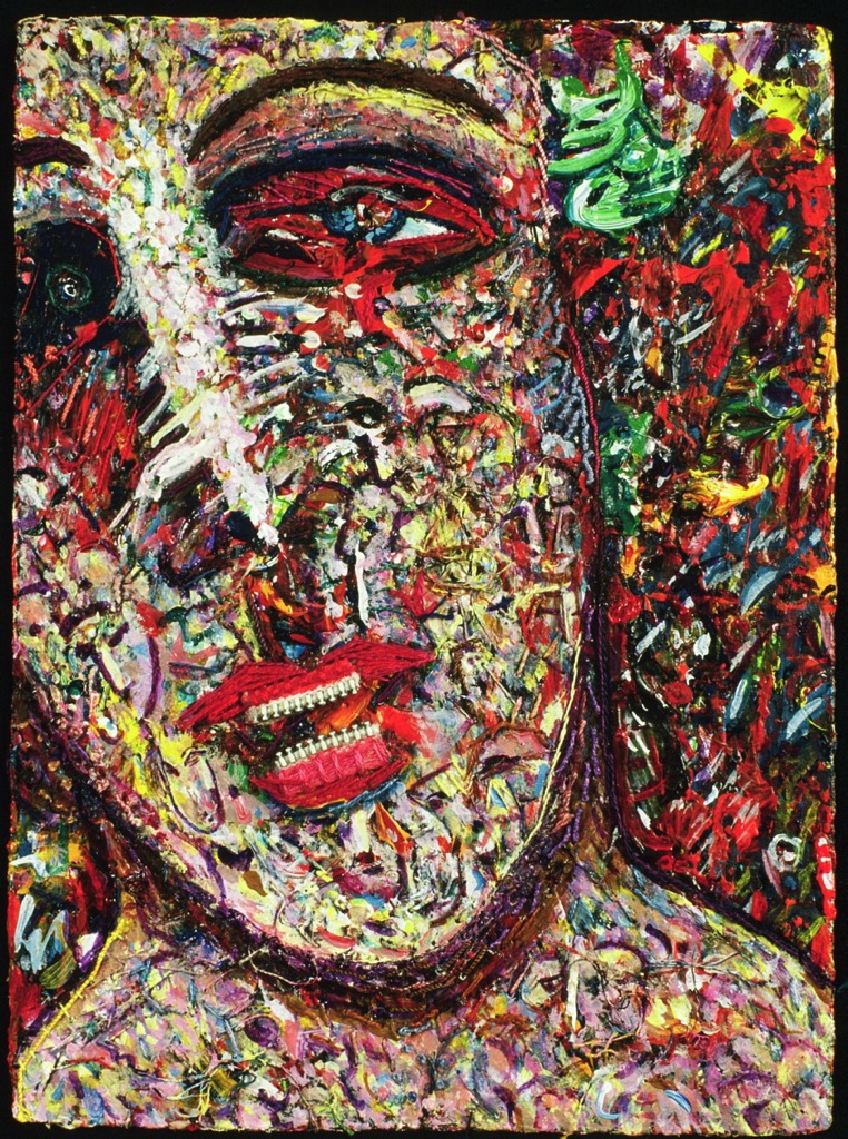 Anguish artwork by Mary Bero - art listed for sale on Artplode