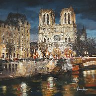 ETERNELLE  artwork by    MITRO - art listed for sale on Artplode