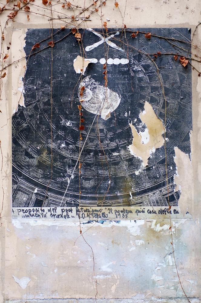 Via Margutta 83 artwork by Joyce Seymore - art listed for sale on Artplode