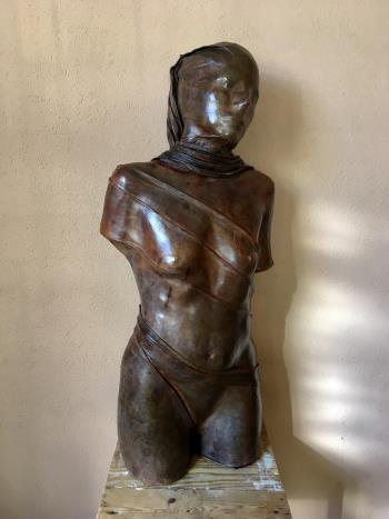 L amour perdu, art for sale online by Daphné Du Barry