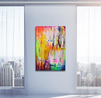 Lightning Love artwork by Sara Burnard - art listed for sale on Artplode
