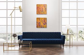 Entitlement Series No 2 artwork by Sara Burnard - art listed for sale on Artplode