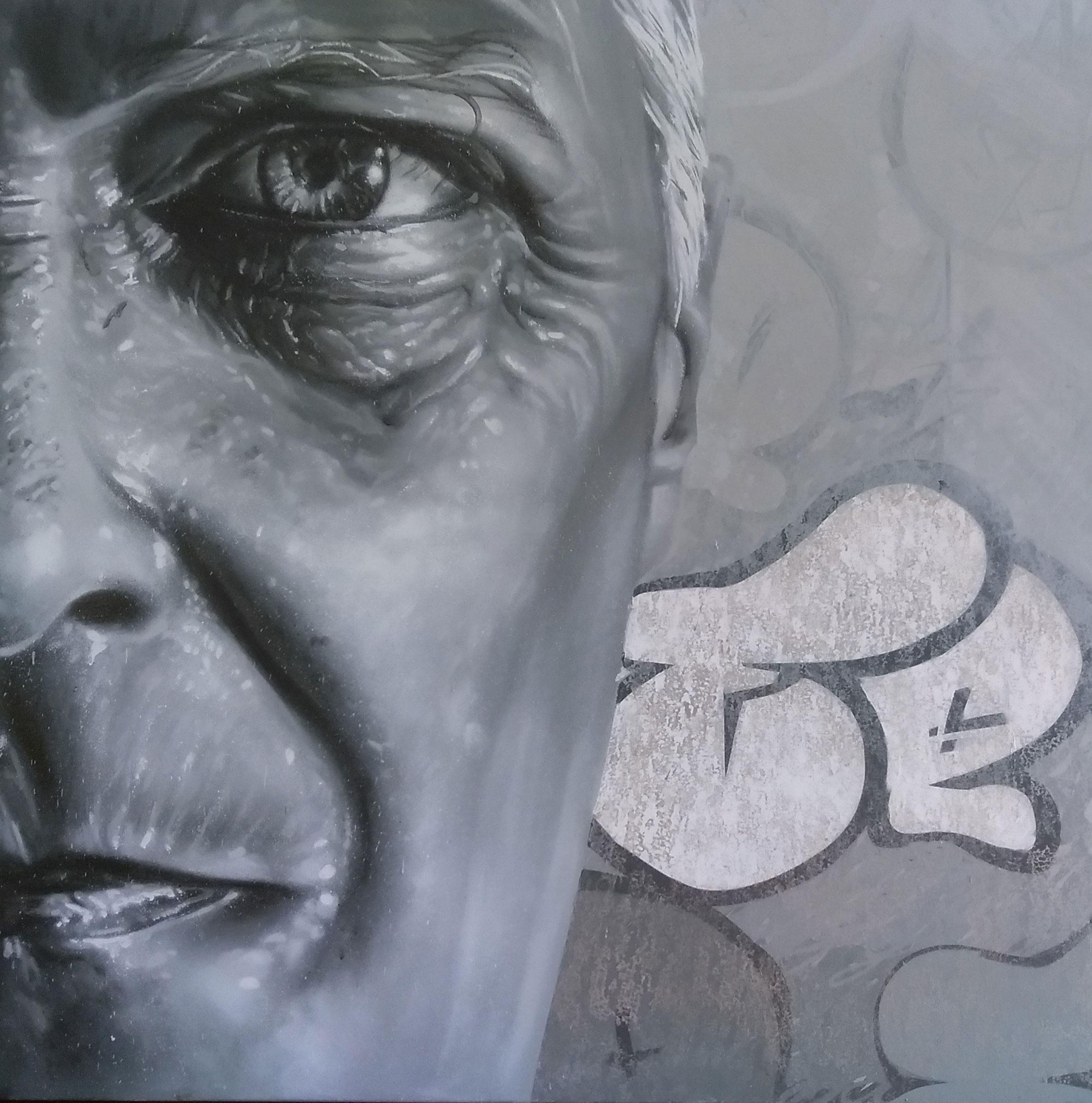 Believe artwork by Kyn Graff - art listed for sale on Artplode