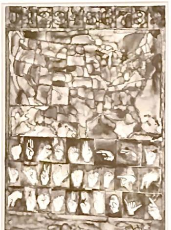AIA 2013, art for sale online by Jasper Johns