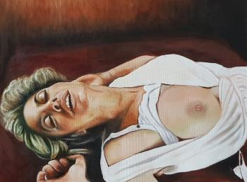 GINA, art for sale online by Sharma