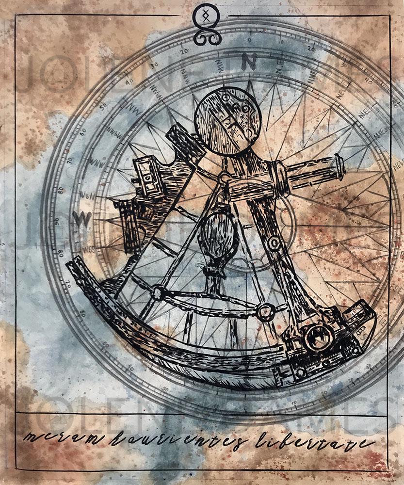 Total Freedom artwork by Jolene Dames - art listed for sale on Artplode