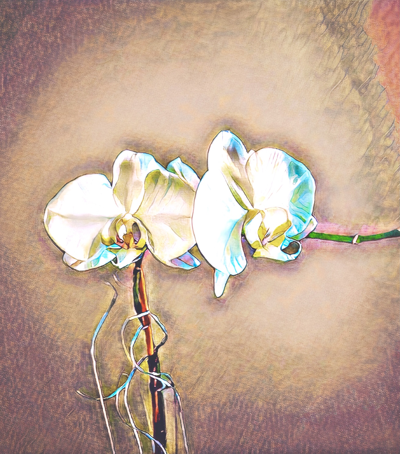 Sisters artwork by Eva F - art listed for sale on Artplode