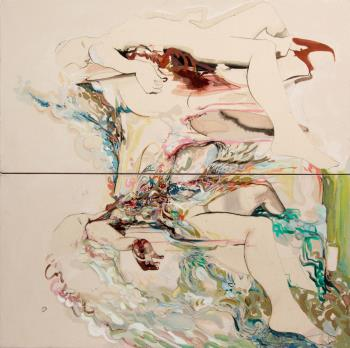 Transend artwork by Perdita Sinclair