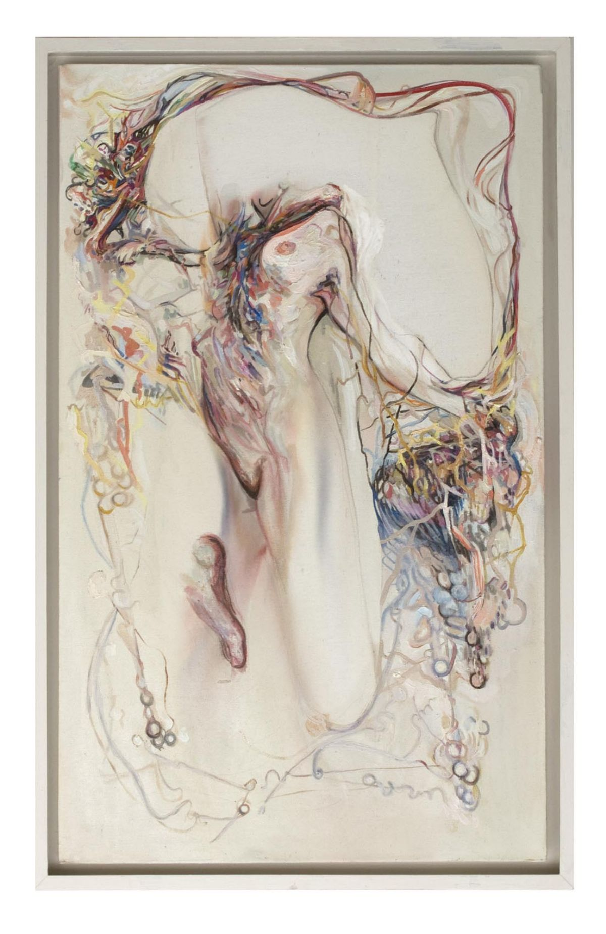 Mermaids Purse artwork by Perdita Sinclair - art listed for sale on Artplode