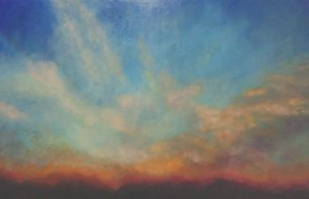 skylight, art for sale online by Maria del Corral
