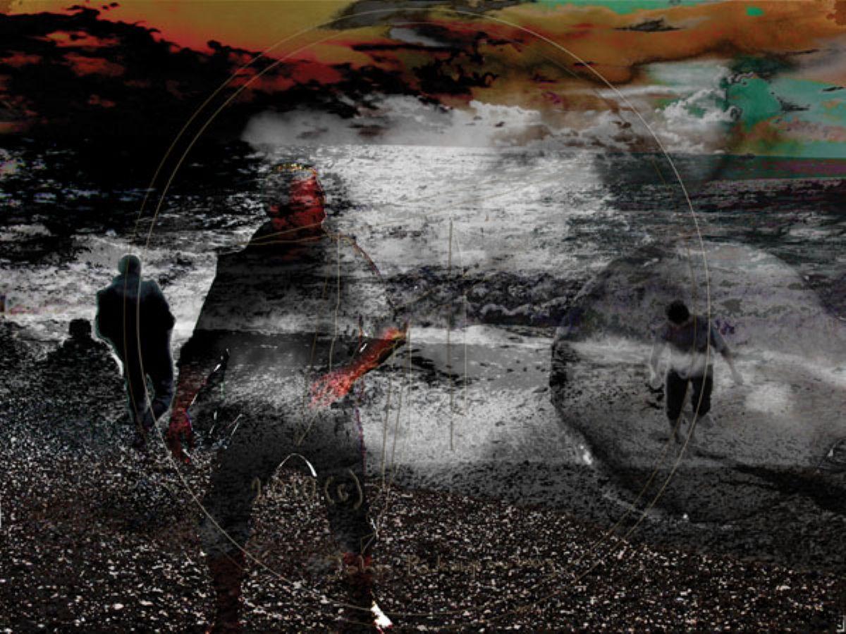 STRENGTH  artwork by JOHN PAKAPOUKAS - art listed for sale on Artplode