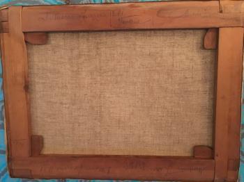 San Marco Frezzeria 1281 Venezia artwork by  Umberto Zini - art listed for sale on Artplode