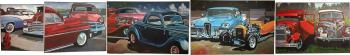 car series, art for sale online by David Lloyd