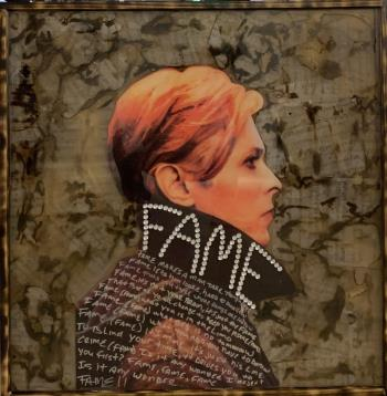 FAME, art for sale online by Anderson Smith