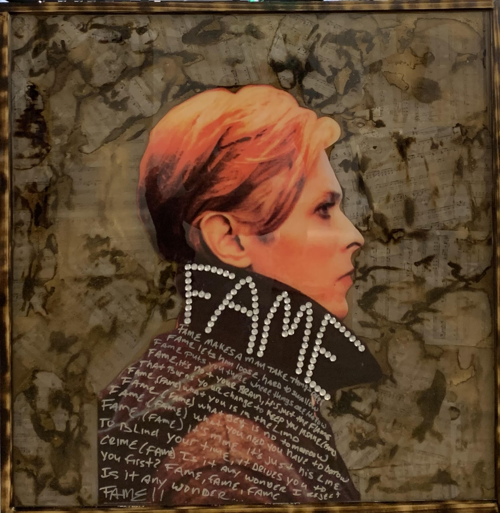 FAME artwork by Anderson Smith - art listed for sale on Artplode