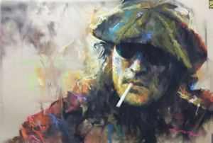 Love artwork by kwon gihyeon - art listed for sale on Artplode