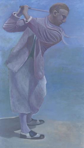 Bobbi B Jones, art for sale online by Olga Stamatiou
