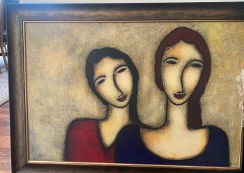 Mystere artwork by Issa Shojaei