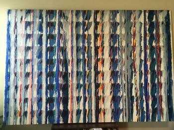 Falls artwork by Ann Thornycroft