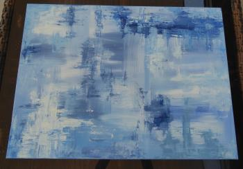 Into A Dream of Peace artwork by N Michael - art listed for sale on Artplode
