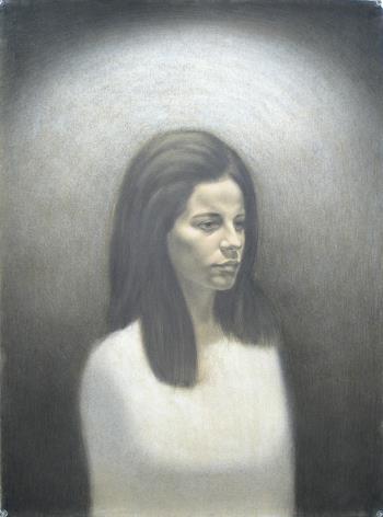 Alexa, art for sale online by Raphael Sassi
