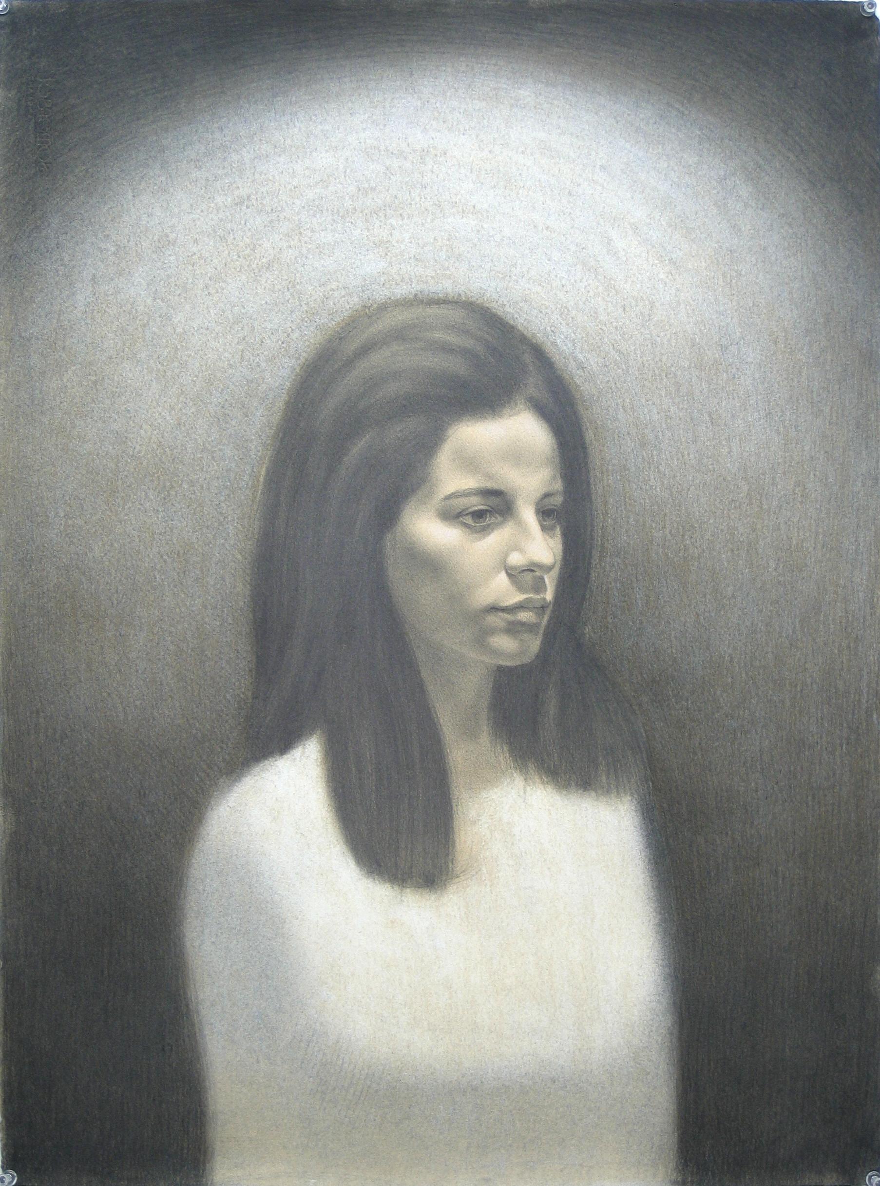 Alexa artwork by Raphael Sassi - art listed for sale on Artplode