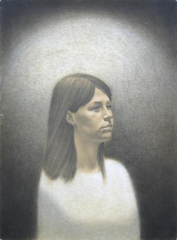 Amber, art for sale online by Raphael Sassi