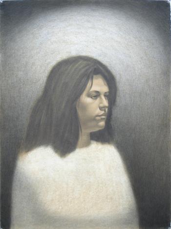 Allison, art for sale online by Raphael Sassi