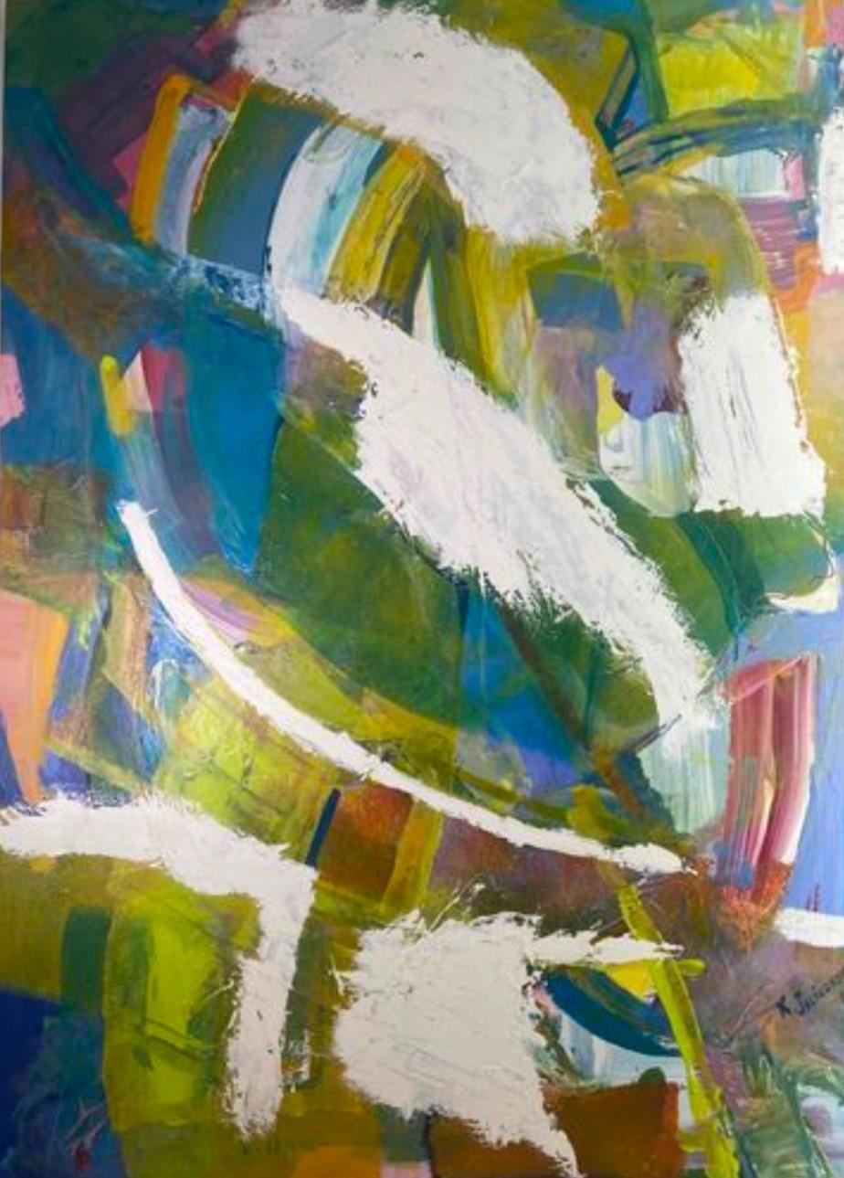 Untitled artwork by Kiril Jeliazkov - art listed for sale on Artplode