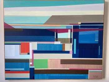 FULL OF PEACE artwork by SHILO RATNER - art listed for sale on Artplode