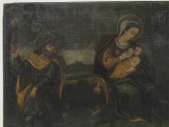 ESCAPE TO EGYPT, art for sale online by PIETRO MERA SCHOOL