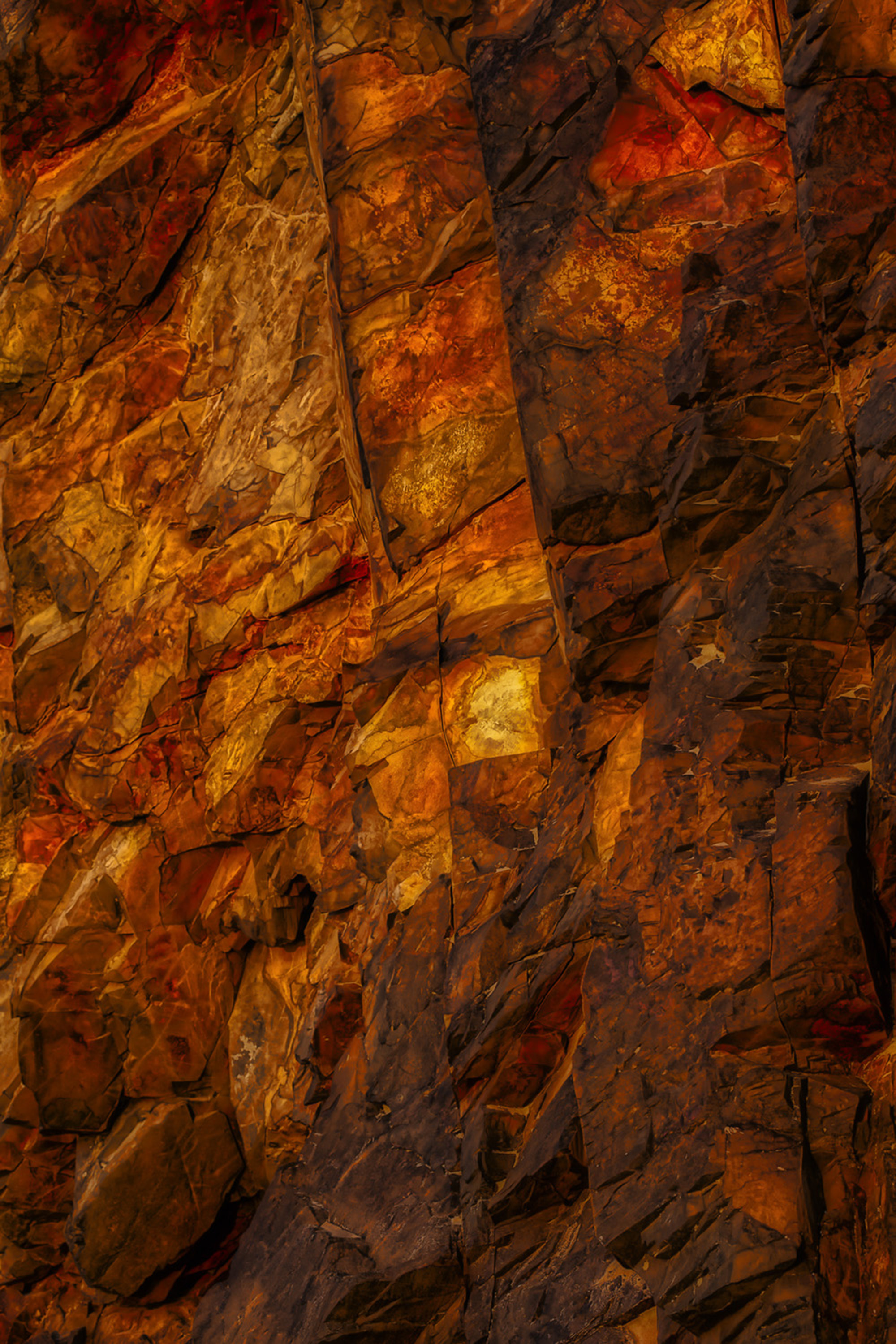 Sea Cliff artwork by Tim Thompson - art listed for sale on Artplode
