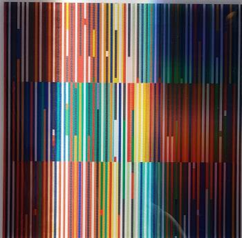Perfect Disorder, art for sale online by Yaacov Agam