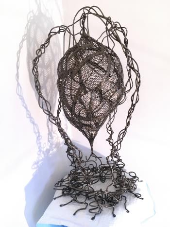 Hornets nest, art for sale online by Russell Blackwell