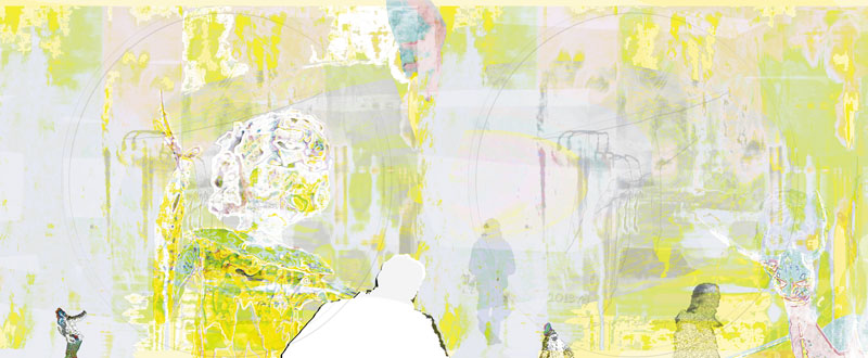 GUILT artwork by JOHN PAKAPOUKAS - art listed for sale on Artplode