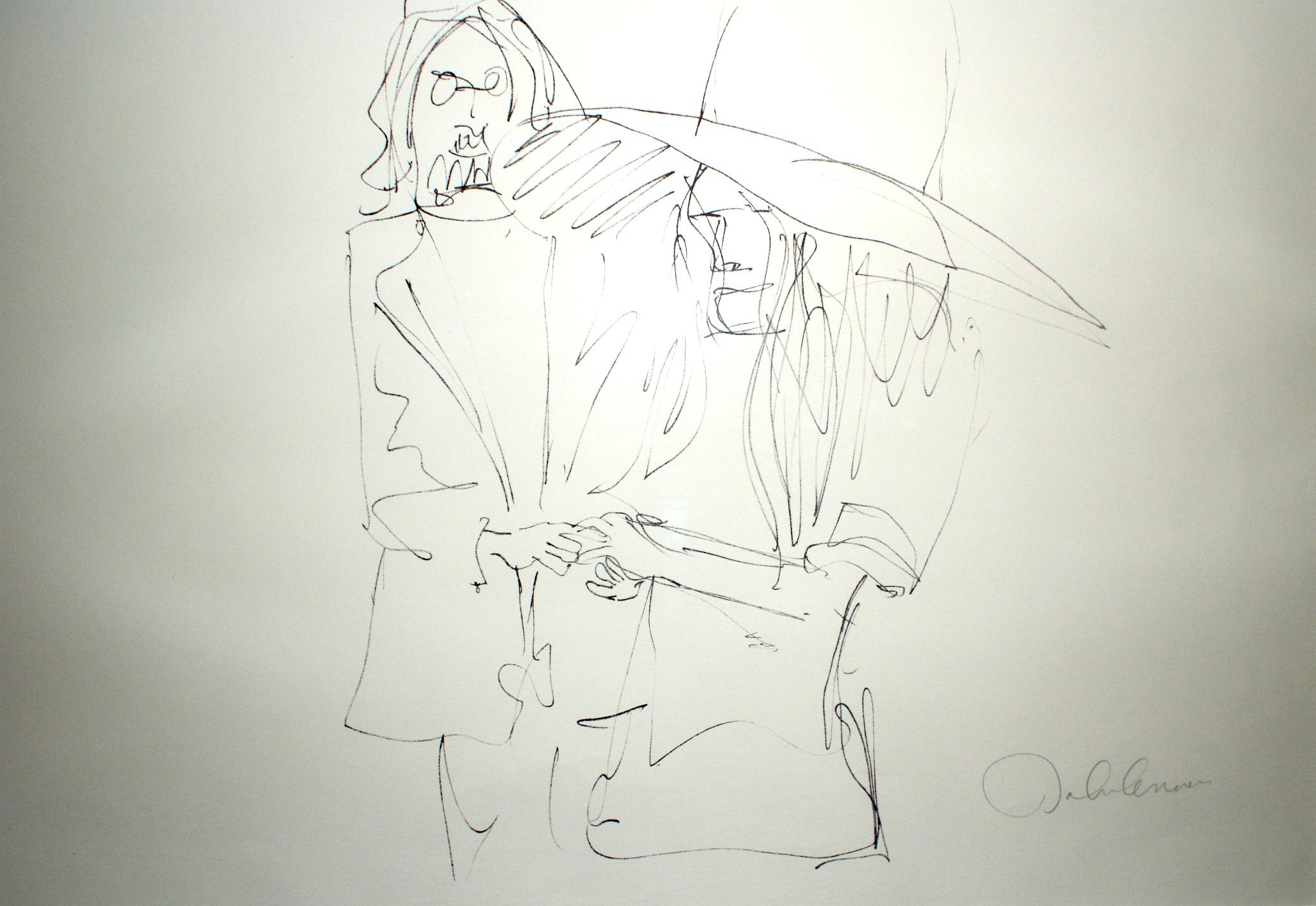Exchange of Rings artwork by John Lennon - art listed for sale on Artplode