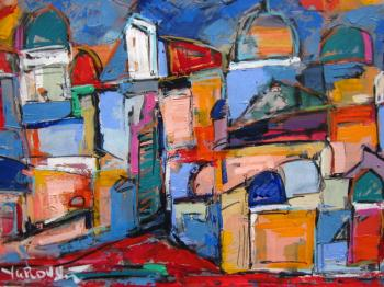 Rome 01, art for sale online by len yurovsky