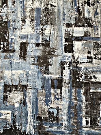 Blue , art for sale online by Rene Cartolano
