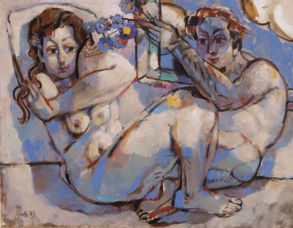 Two artwork by Anton Antonov - art listed for sale on Artplode
