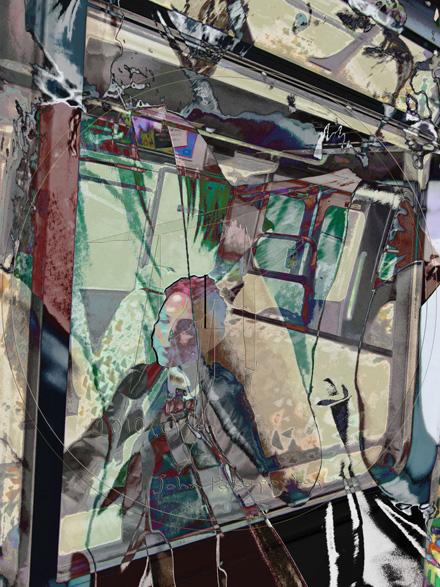 SOLITUDE artwork by John Pakapoukas - art listed for sale on Artplode