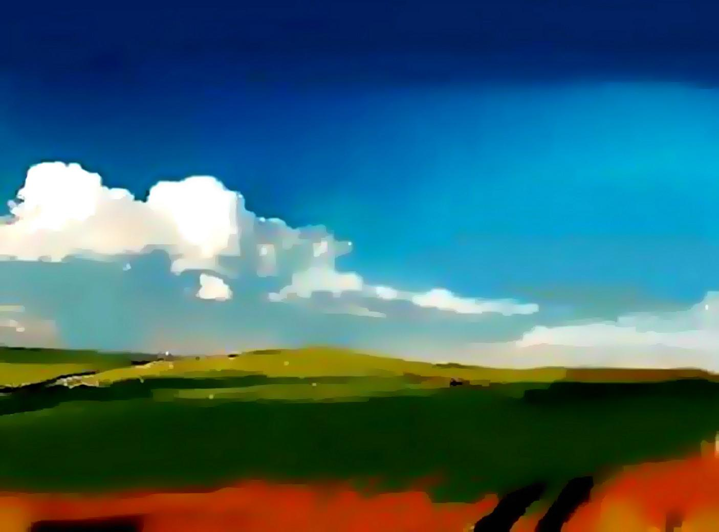 Fields of Summer Dreams artwork by Vesa Peltonen - art listed for sale on Artplode