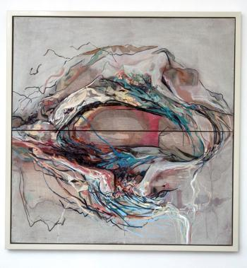 Asthenosphere, art for sale online by Perdita Sinclair