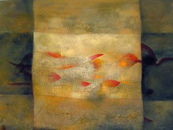 In the flow, art for sale online by Natalia Kaza