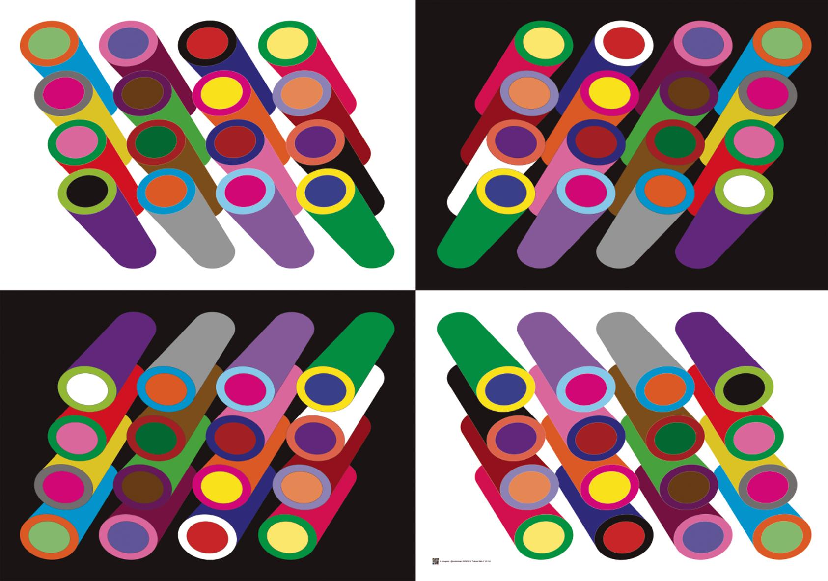 Tubular Bells II artwork by Angel F. Corugedo - art listed for sale on Artplode