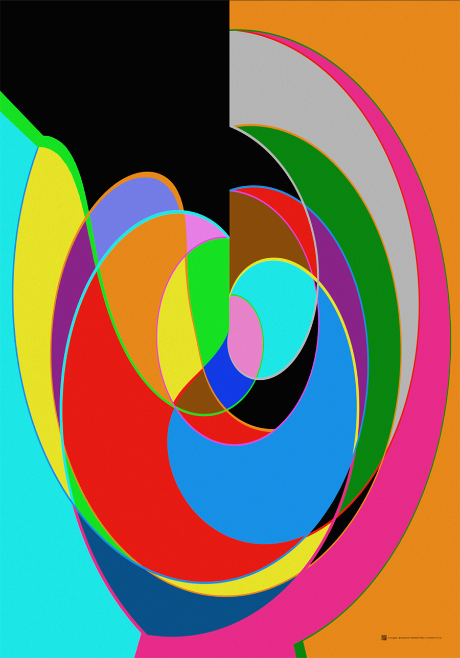 Reborn 12122012 artwork by Angel F. Corugedo - art listed for sale on Artplode