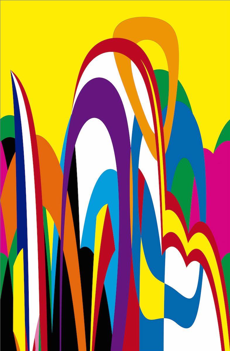 Holidays in the Sun artwork by Angel F. Corugedo - art listed for sale on Artplode