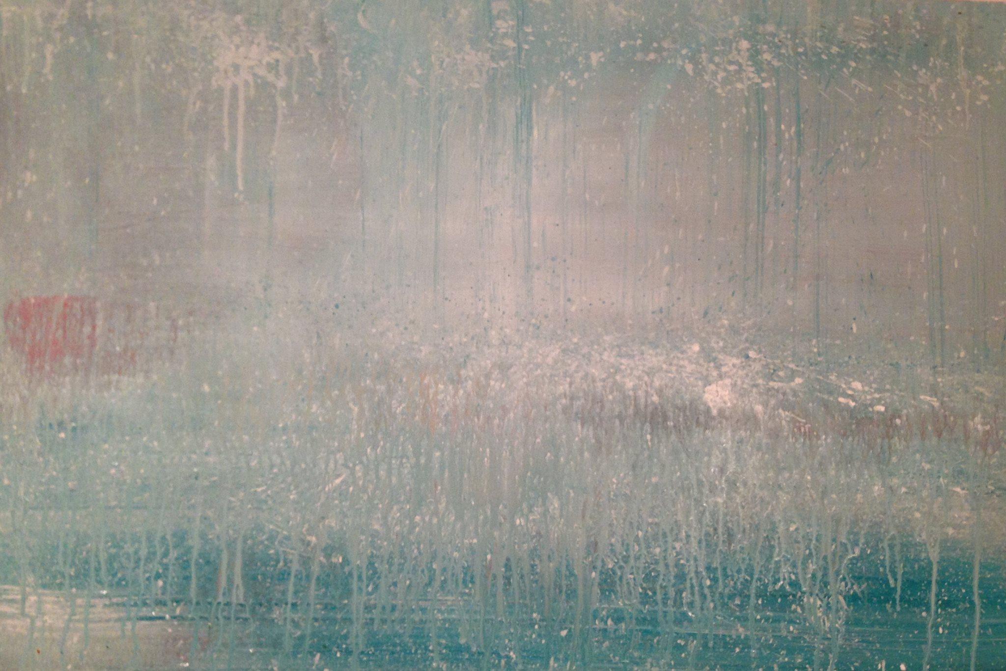 Morning Mist 1 artwork by Cheney Fairchild - art listed for sale on Artplode