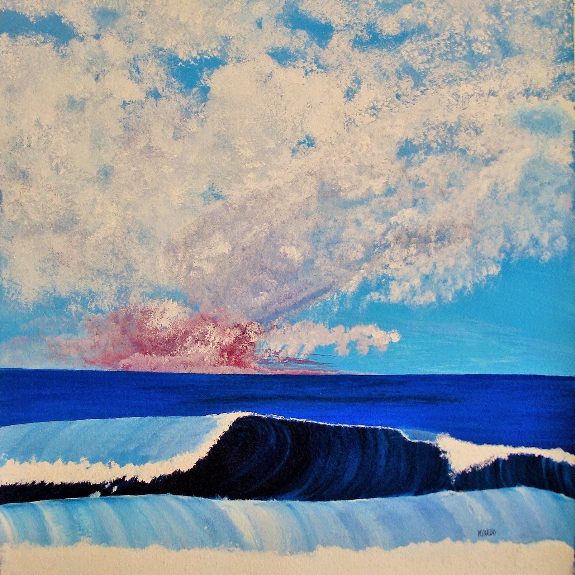 SAILOR JUICE artwork by John Geiser - art listed for sale on Artplode