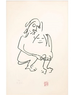 buy and sell art online - John Lennon Art